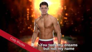 "Indie - ""Kingdom"" Cody Rhodes Theme Song (With Lyrics!)"