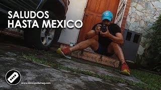 Gracias por tu apoyo Erick! Saludos hasta Mexico desde El Salvador.! width=