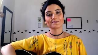 Amanda Sanches - Trem Bala  (Ana Vilela) [Cover]