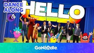 Hola, Bonjour, HELLO! - Champiverse | GoNoodle