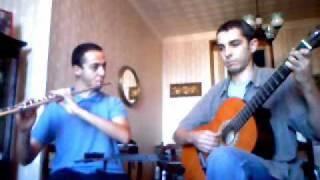 Ederlezi-Chant tzigane (flûte et guitare)
