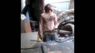 welder in qatar leo the paltots band