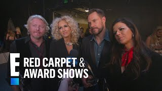 Little Big Town Talks Taylor Swift & CMA Awards Win | E! Live from the Red Carpet