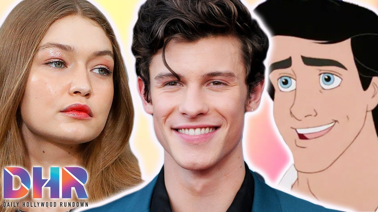 Gigi Hadid slams Fans over Fashion criticism! Fans want Shawn Mendes to Play Prince Eric!