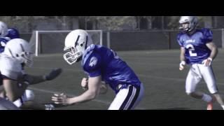 FIRST V1SION NFL DEMO: BARCELONA BUFALS LIVE TV BROADCAST
