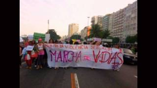 Marcha das Vadias Belém (em HD)