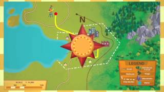 What are Maps? - Learn & Grow Kids Geography Lesson | LeapFrog