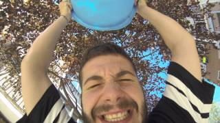 Ice Bucket challenge - Catalin Stelian challenged by Alex Rosu  - rain over me