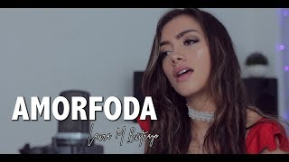Bad Bunny - Amorfoda (Cover) Laura Buitrago