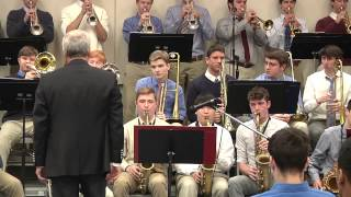 "2015 Jazz Band Assembly - ""Dont Stop Til You Get Enough"""