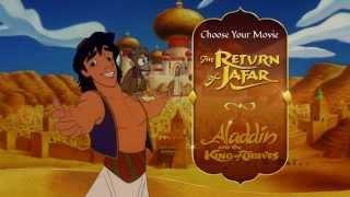 استعراض قوائم بلوراي فيلم Aladdin الجزء 2 و 3 النسخة الأسترالية