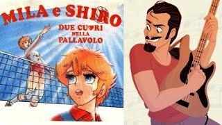 Cristina d'Avena - Mila e Shiro due cuori nella pallavolo【FFking】