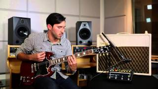 Korg SDD-3000 PEDAL Introduction & Overview
