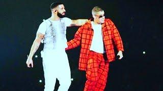 Bad Bunny ft. Drake - Mia (Miami Live 2018, American Airlines Arena, Aubrey & The Three Migos Tour)