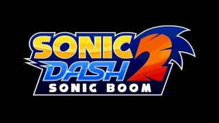 Sonic Dash 2: Sonic Boom In-game Soundtrack [HQ]