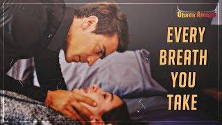 Aslı & Ferhat اصلى & فرحات || Every Breath You Take مترجمة || Siyah Beyaz Aşk (مسلسل حب ابيض و اسود)
