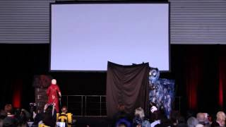 Madman National Cosplay Championship 2013 Sydney Round Entrant   Roxas   Dante Devil May Cry