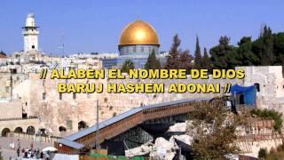 Baruj HaShem Adonai - Adam Ben Joshua - Album Berajot
