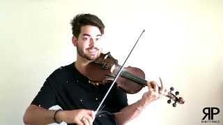Calvin Harris - How Deep Is Your Love (Rhett Price violin remix)