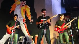 Prithviraj S Jadhav - 'My Room's Door' ft Karan Monga and Shiel Parsani (live at Speak Pune)