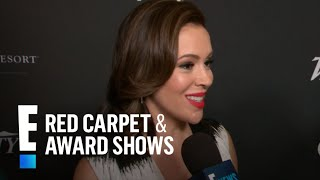 "Alyssa Milano Unsure if She'll Watch the New ""Charmed"" 