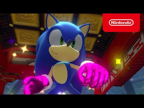WTFF::: It seems Sonic Colors Ultimate will run at 30fps on the Nintendo Switch as opposed to 60fps