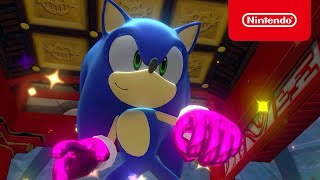 It seems Sonic Colors Ultimate will run at 30fps on the Nintendo Switch as opposed to 60fps