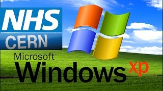 Why do they still use Windows XP?