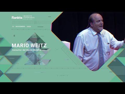 """Mario Weiltz, Consultor del Banco Mundial, empezó con su charla con una rotunda afirmación: """"el 2020 es malo, pero el 2021 va a ser bueno. El único arma que tienen los gobiernos en 2020 es el gasto público. En 2021 tendremos que gastar menos y recaudar más, aflorando la economía sumergida""""."""