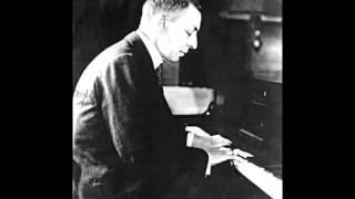 Rachmaninoff Performs: Flight of the Bumble-Bee by Nikolai Rimsky-Korsakov/Rachmaninoff
