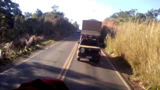 Sul do Piaui Uruçui Carregado de Milho Iveco Curso 330