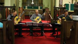La Calma by José Paredes, performed by Michael Nigro, Colin McAllister and Jim Bosse