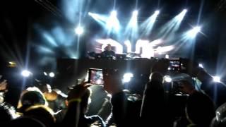Paul Van Dyk - For An Angel - Live @ Quetzaltenango, Guatemala 2016.