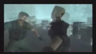 Resident Evil - I'm not Jesus