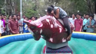 Rodeo Mechanical Bull Ride by Acid Entertainments
