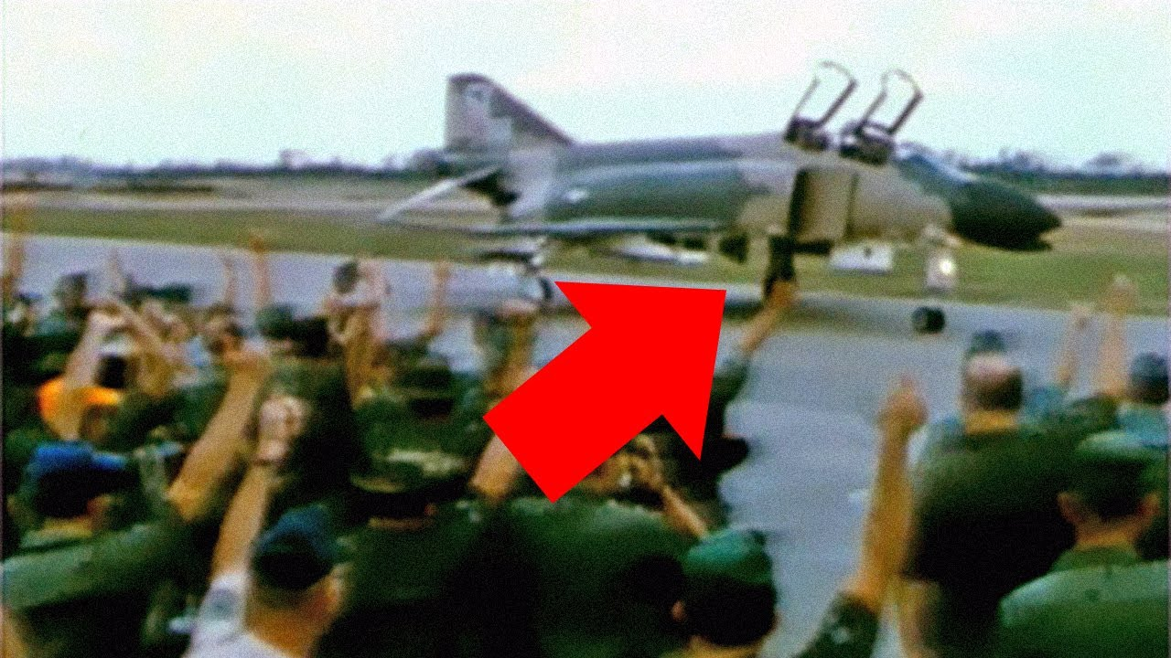 The Killer MiG Trap - F-4 Phantoms Disguised as F-105 Thunderchiefs - Operation Bolo Vietnam War