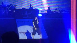 Eminem featuring Dido at Leeds Festival 2013: Stan