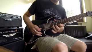 Machine Head - Halo (solo cover)