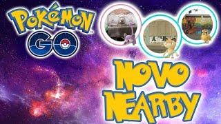 Pokémon Go - Confira como está o novo Nearby