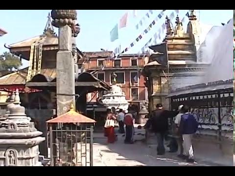 Monkey Temple in Kathamandu