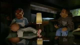 Kobe Bryant  vs Lebron James Muppets 1 on 1