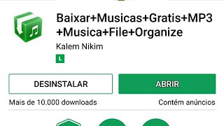 baixar Música Grátis MP3 Player
