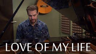 Love of my Life - Michael W. Smith/Jim Brickman - Chris Rupp (Unplugged Video)
