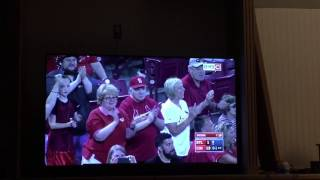 Scooter Gennett of the Cincinnati Reds hits 4 homeruns in one game!