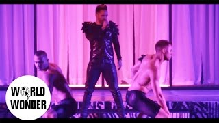 """#MarcoMarcoShow   Brian Justin Crum """"Name On You""""   A Night In The Red Light"""