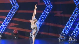 Lucy Vallely - No More I Love You's- Performance as 2015 Teen Best Dancer