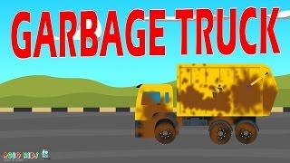 garbage truck videos for children | rubbish trucks for children |  | Garbage Truck Cartoons