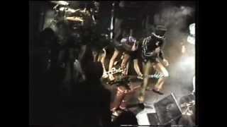 Hanoi Rocks - Hey Ho Lets Go - (Live at the Palais, Nottingham, UK, 1984)
