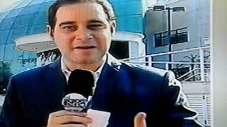 morte do  apresentador Marcelo Resende