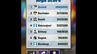 How To Increase Your Score In Subway Surfers